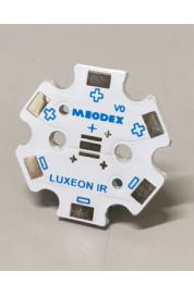 STAR MCPCB for 1 LED Lumileds Luxeon IR