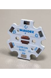 STAR PCB for 1 LED Luxeon 5050