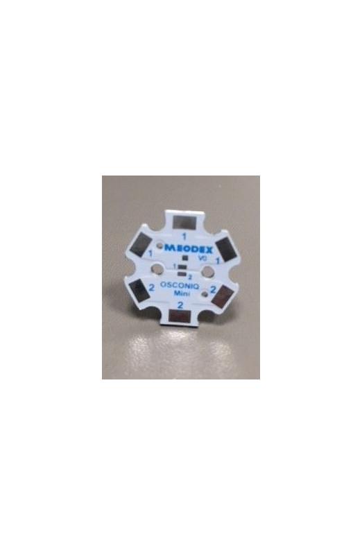 STAR PCB for 1 LED Osconiq Mini