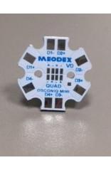 PCB STAR pour 4 LED Osconiq Mini