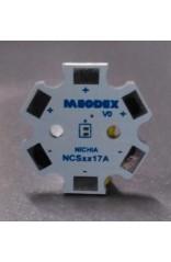 PCB STAR pour 1 LED Nichia NCSxx17A