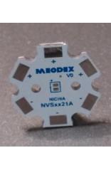 PCB STAR pour 1 LED Nichia NVSxx21A
