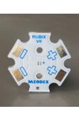 PCB STAR pour 1 LED Lumileds Luxeon Rubix