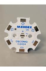 STAR PCB for 1 LED Osram Osconiq C2424