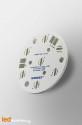 PCB MR11 pour 7 LED CREE XHP35 compatible optique Khatod