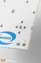 STRIP MCPCB for 4 LEDs CREE XB-D Ledil LED Lens compatible