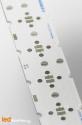 MCPCB STRIP pour 6 LEDs Nichia N119 compatible optique Ledil