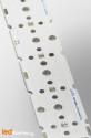 MCPCB STRIP pour 6 LEDs CREE XB-D compatible optique Ledil