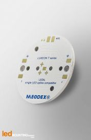 PCB MR11 pour 1 LED Lumileds Luxeon T